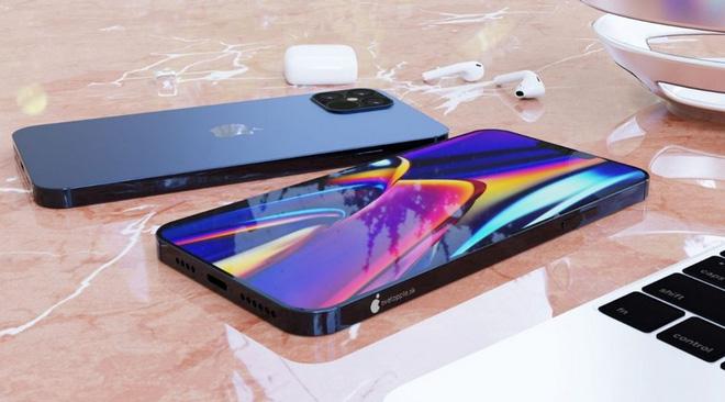 Ngắm ý tưởng iPhone 12 màu xanh navy đẹp hút hồn - Ảnh 6.