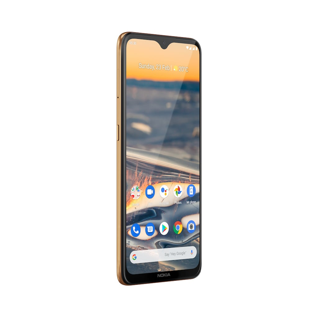 Nokia 5.3 ra mắt, pin 2 ngày, giá 3,99 triệu đồng