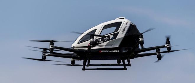 Ô tô bay đầu tiên tại Trung Quốc được cấp phép thử nghiệm - Ảnh 1.