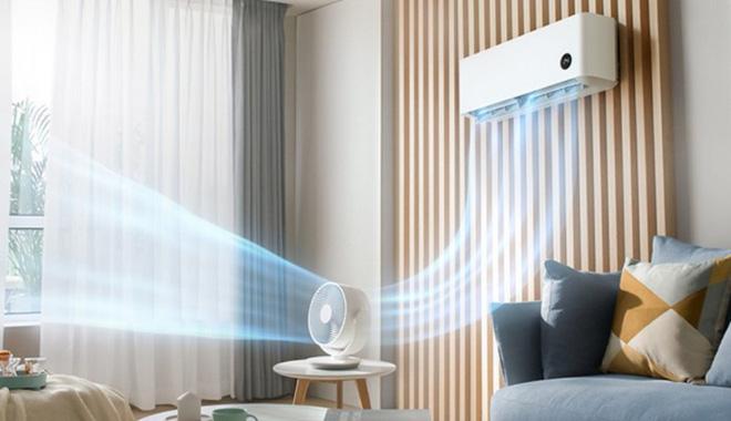 Quạt di động cầm tay Xiaomi Mijia DC ra mắt: Phạm vi làm mát lên tới 10 mét, giá 977.000 VNĐ - Ảnh 1.