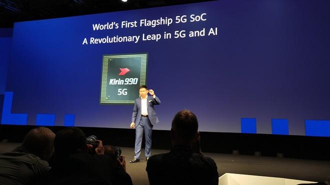Samsung, MediaTek - những niềm hy vọng ảo ảnh của Huawei - Ảnh 1.