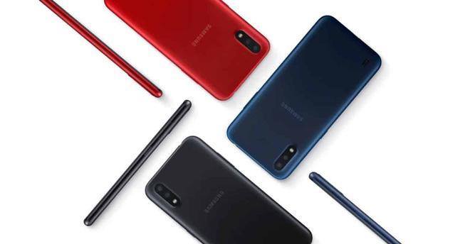 Samsung ra mắt Galaxy M01: Snapdragon 439, camera kép, pin 4000mAh, giá 2.8 triệu đồng - Ảnh 2.