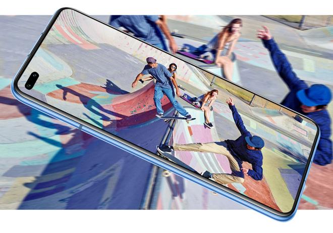 Smartphone mới ra mắt của Huawei không có ứng dụng Google, nhưng có khả năng đo nhiệt độ cơ thể - Ảnh 3.