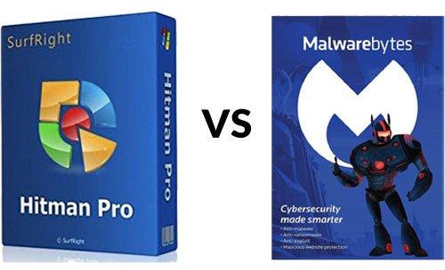 Chọn Malwarebytes hay Hitman Pro là một quyết định khó khăn