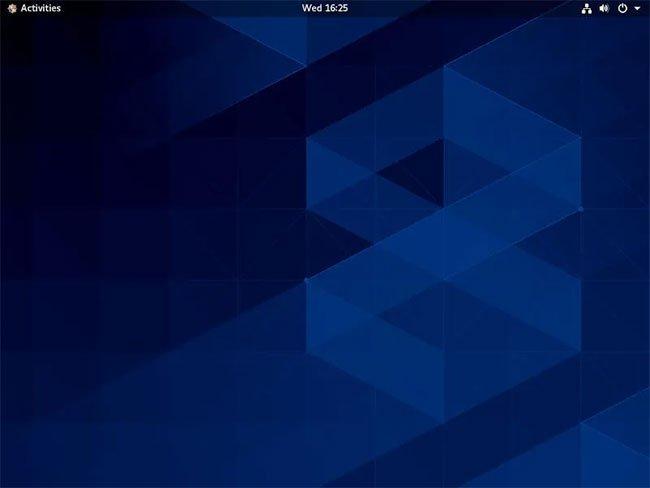 Desktop CentOS 8