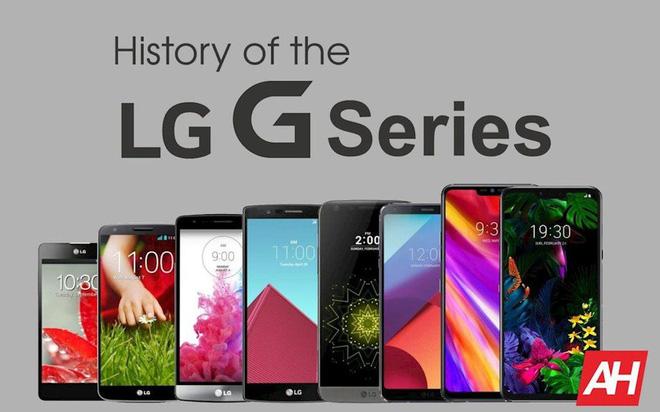 Tạm biệt LG G series: nhà sáng tạo không gặp thời của thế giới smartphone - Ảnh 1.