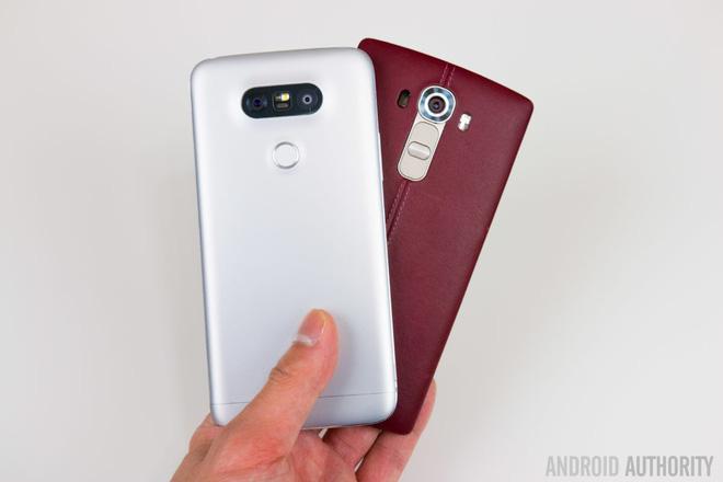 Tạm biệt LG G series: nhà sáng tạo không gặp thời của thế giới smartphone - Ảnh 3.