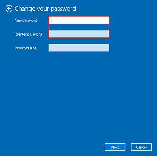 Bỏ qua việc tạo mật khẩu để loại bỏ hoàn toàn mật khẩu