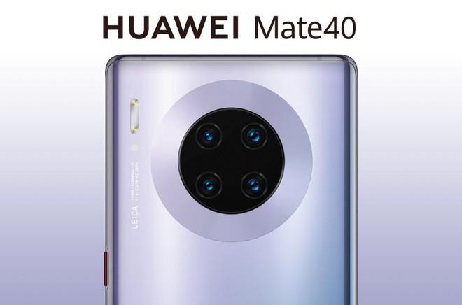 Tin đồn: Huawei Mate 40 sẽ có camera 108MP thế hệ mới, ống kính 9P, chip Kirin 1000 5nm - Ảnh 1.