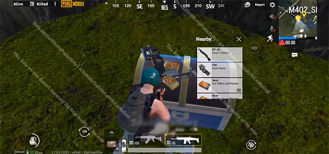 fourex pubg mobile