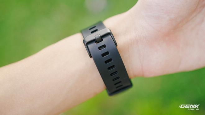 Trên tay smartwatch Haylou Solar: Thiết kế ổn, pin 30 ngày, chống nước IP68, giá 700.000 đồng - Ảnh 10.