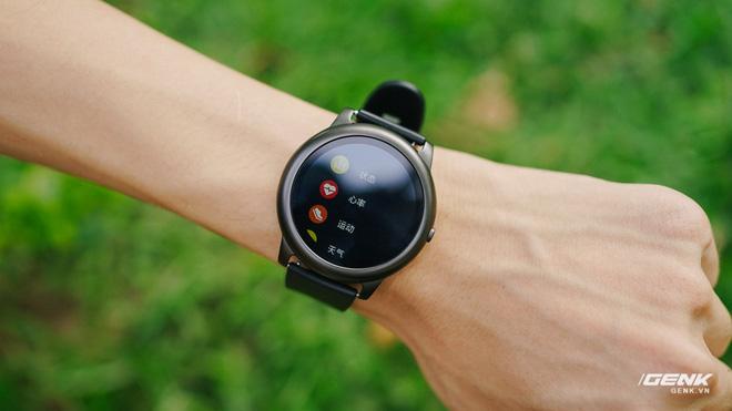 Trên tay smartwatch Haylou Solar: Thiết kế ổn, pin 30 ngày, chống nước IP68, giá 700.000 đồng - Ảnh 11.
