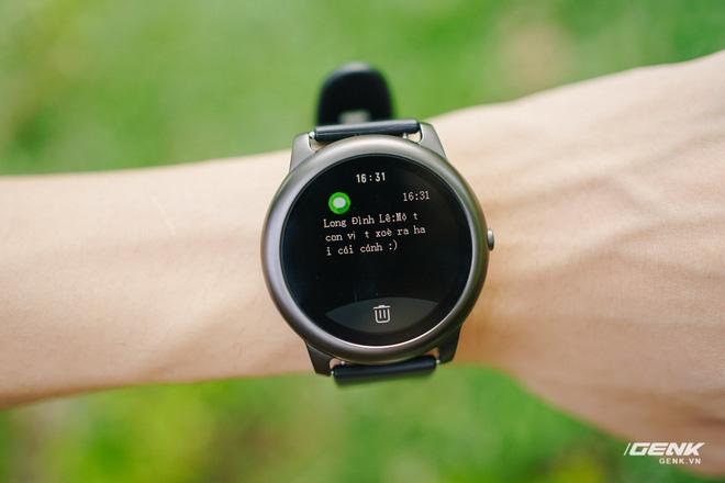 Trên tay smartwatch Haylou Solar: Thiết kế ổn, pin 30 ngày, chống nước IP68, giá 700.000 đồng - Ảnh 12.