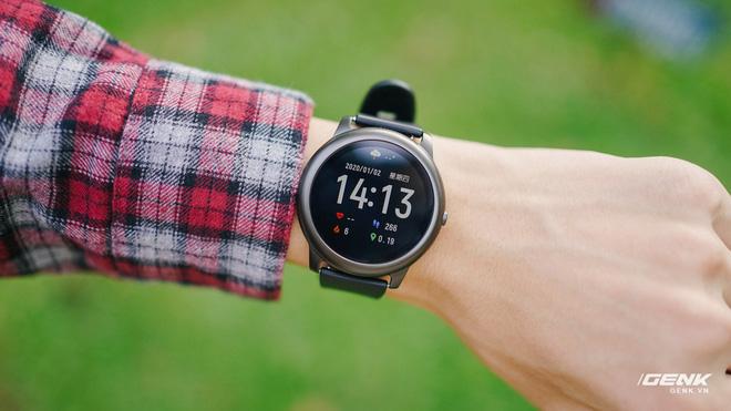 Trên tay smartwatch Haylou Solar: Thiết kế ổn, pin 30 ngày, chống nước IP68, giá 700.000 đồng - Ảnh 7.