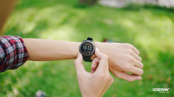 Trên tay smartwatch Haylou Solar: Thiết kế ổn, pin 30 ngày, chống nước IP68, giá 700.000 đồng - Ảnh 8.