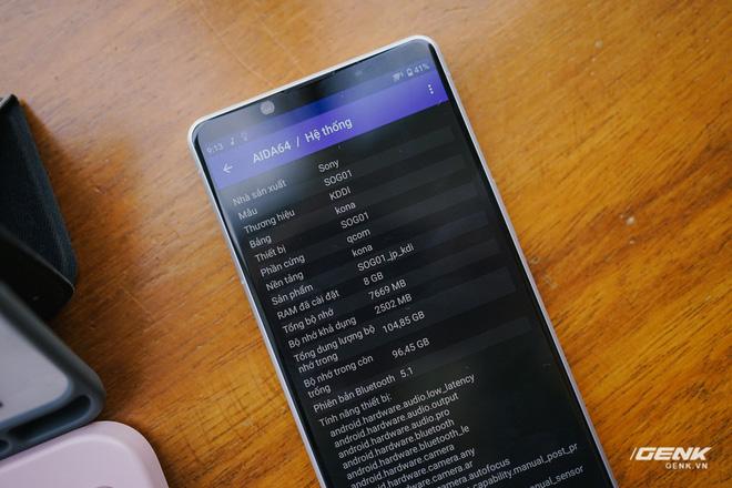 Trên tay Sony Xperia 1 II tại VN: Siêu phẩm với màn hình 4K HDR, camera cực chuyên nghiệp, giá gần 30 triệu đồng - Ảnh 19.