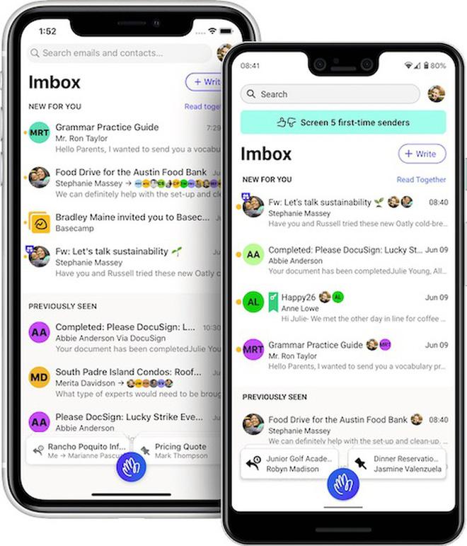 Trước thềm WWDC 2020, Apple vừa cho phép ứng dụng email Hey quay trở lại App Store - Ảnh 1.