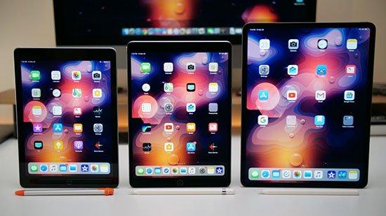 Các thế hệ iPad Pro