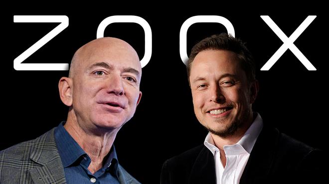 Vừa bỏ tỷ USD ra mua hãng xe tự lái, Jeff Bezos đã bị Elon Musk gọi là đồ bắt chước - Ảnh 2.