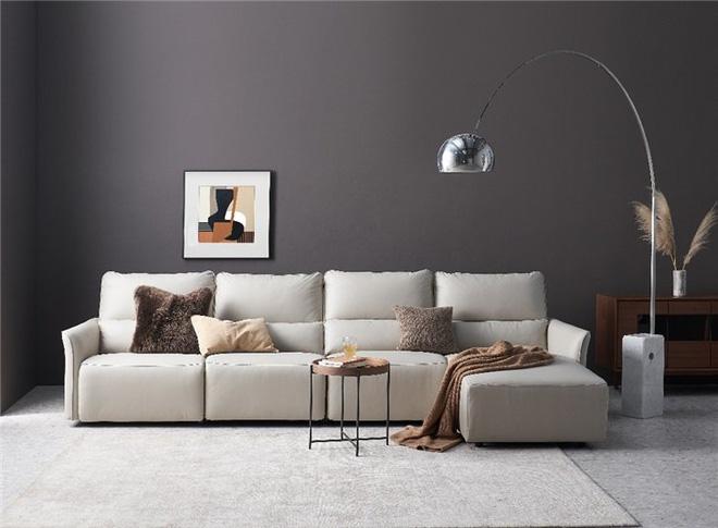 Xiaomi ra mắt ghế sofa điện: Thiết kế tối giản, có thể điều chỉnh độ ngả, giá từ 5.2 triệu đồng - Ảnh 2.