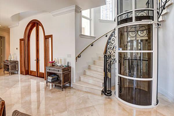 Xu hướng sử dụng thang máy gia đình