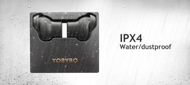 Yobybo Note 20: Tai nghe không dây mỏng nhất nhì thế giới, giá hơn 1 triệu nhưng chống nước, sạc không dây nhanh đủ cả - Ảnh 8.