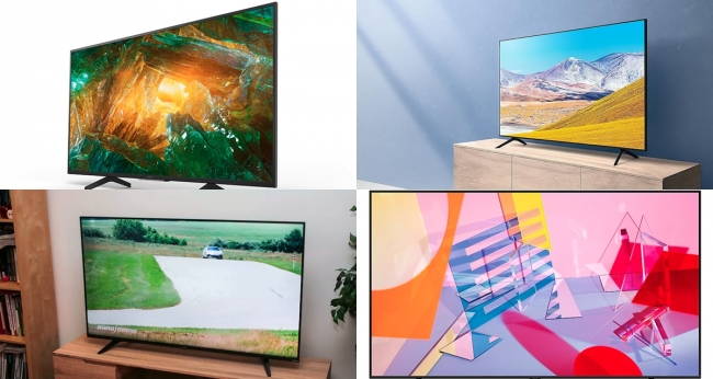 5 chiếc TV 4K rẻ mà chất, đáng mua nhất trong năm 2020