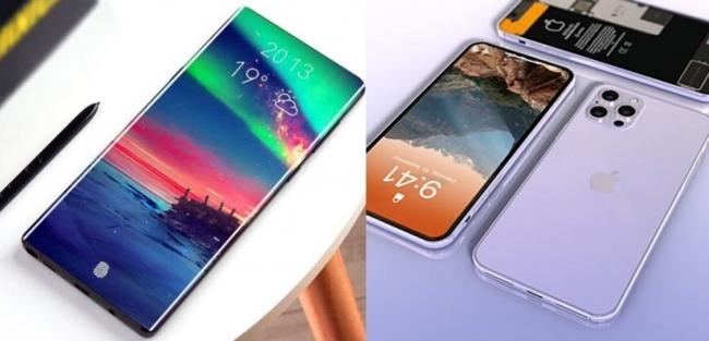 5 vũ khí giúp Galaxy Note20 có thể đánh bật iPhone 12