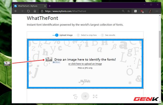 Cách nhận dạng và tìm đúng font chữ được sử dụng trên hình ảnh - Ảnh 4.