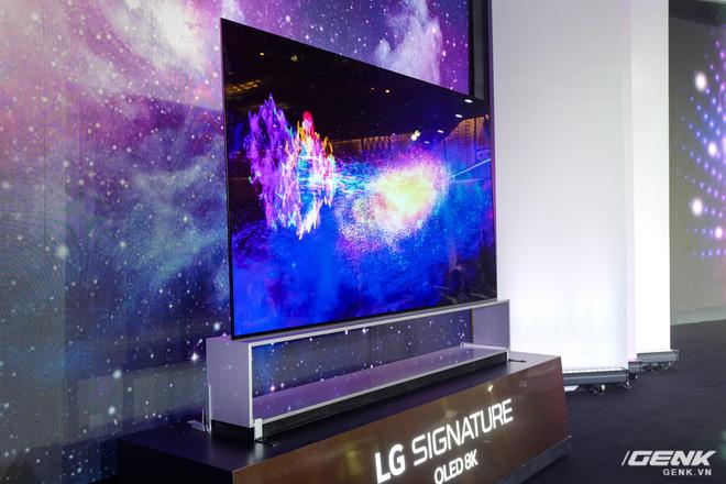Cận cảnh 2 TV OLED 8K mới nhất của LG: Mỏng, đẹp, giá cũng sang chảnh không kém - Ảnh 7.