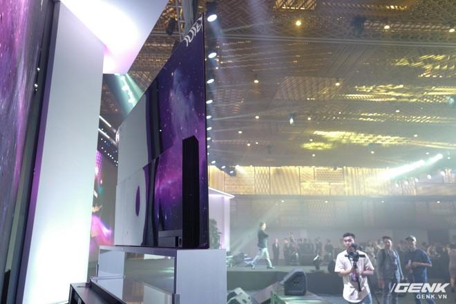 Cận cảnh 2 TV OLED 8K mới nhất của LG: Mỏng, đẹp, giá cũng sang chảnh không kém - Ảnh 8.