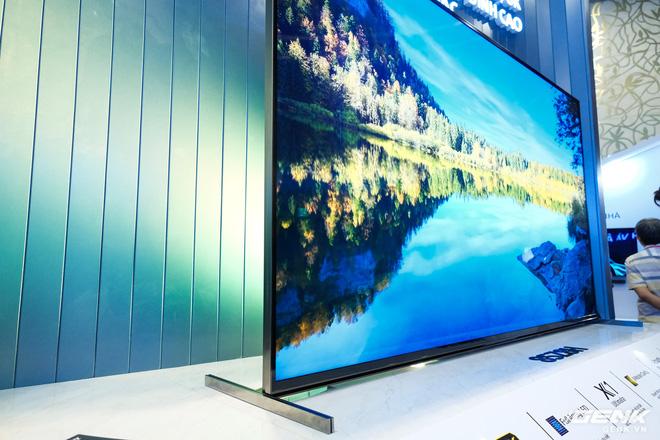 Cận cảnh TV Bravia 8K và OLED 4K nhỏ nhất thị trường Việt Nam của Sony - Ảnh 3.