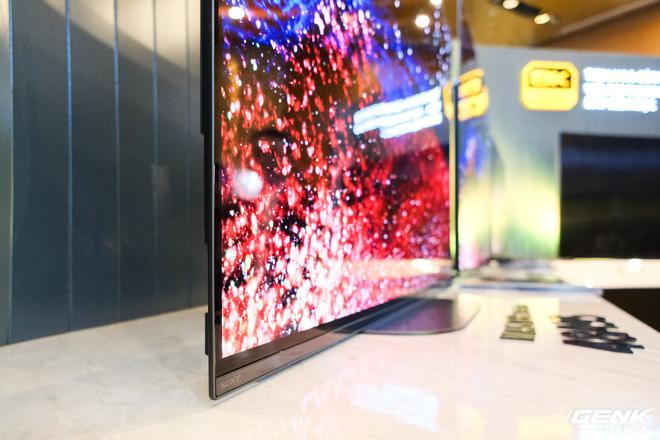 Cận cảnh TV Bravia 8K và OLED 4K nhỏ nhất thị trường Việt Nam của Sony - Ảnh 5.