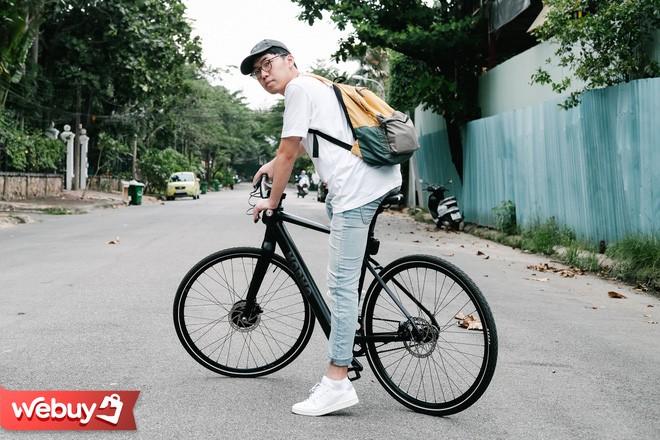 Chiếc xe đạp lạ mang tên Saigon này có gì mà giá lên tận 61 triệu đồng thế? - Ảnh 14.