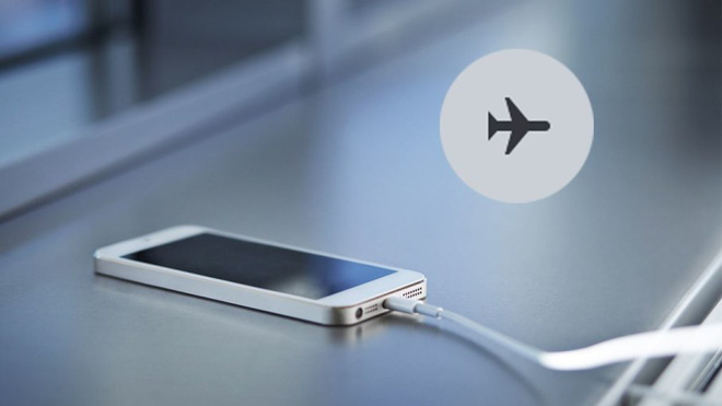 Công dụng bất ngờ của chế độ máy bay trên smartphone - Ảnh 3.