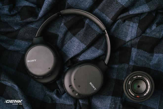 Đánh giá tai nghe Sony WH-CH710N: Còn gì hấp dẫn ngoài giá rẻ và tích hợp chống ồn chủ động? - Ảnh 11.