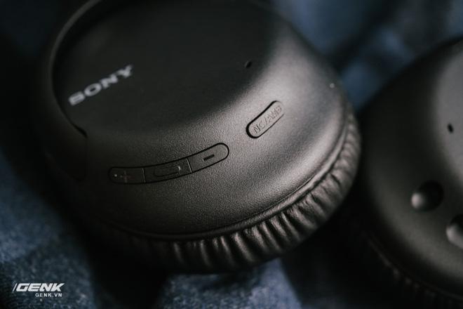 Đánh giá tai nghe Sony WH-CH710N: Còn gì hấp dẫn ngoài giá rẻ và tích hợp chống ồn chủ động? - Ảnh 9.