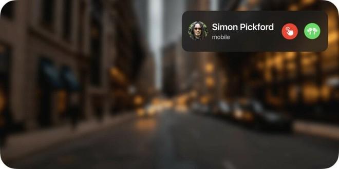 """Đây là cách iOS 14 có thể mở đường cho hệ điều hành """"glassOS"""" của Apple - Ảnh 2."""