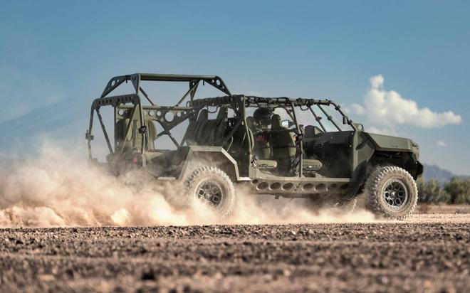 Đây là con quái vật mà hãng GM đã chế tạo riêng cho lực lượng bộ binh Mỹ - Ảnh 1.