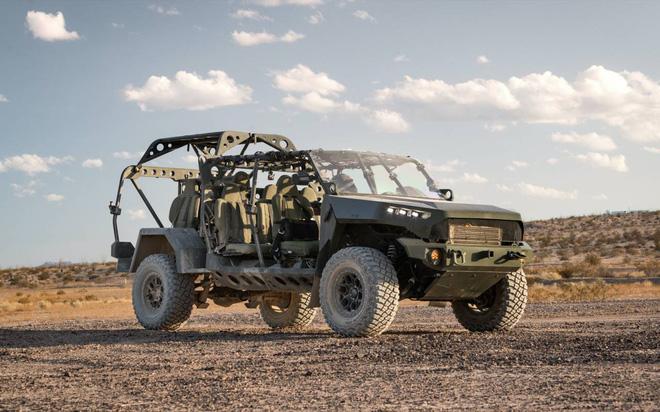 Đây là con quái vật mà hãng GM đã chế tạo riêng cho lực lượng bộ binh Mỹ - Ảnh 2.