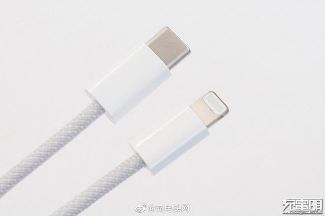iPhone 12 sẽ được tặng kèm cáp Lightning bọc dù? - Ảnh 2.