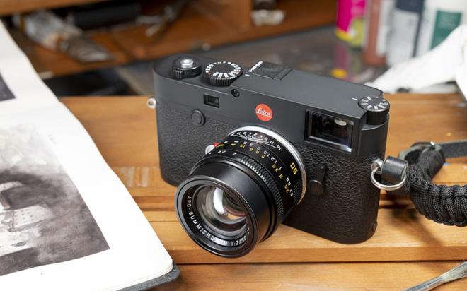 Leica ra mắt máy ảnh cao cấp M10-R: Câu trả lời của hãng máy ảnh Đức với cuộc chiến độ phân giải cao - Ảnh 2.