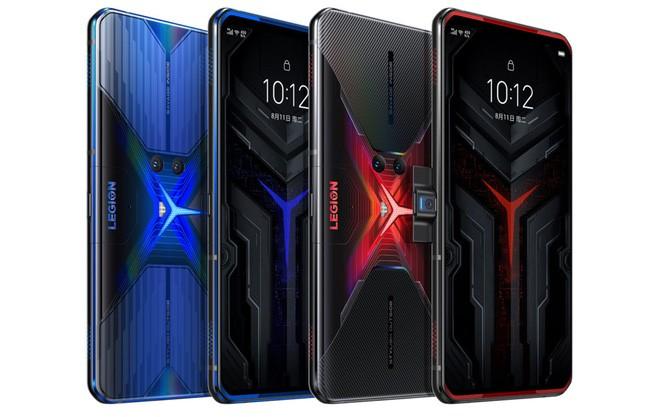 Lenovo Legion Phone Duel ra mắt: Snapdragon 865+ đầu tiên, camera selfie thò thụt ở cạnh bên, pin 5000mAh, sạc nhanh 90W, giá từ 11.6 triệu đồng - Ảnh 1.
