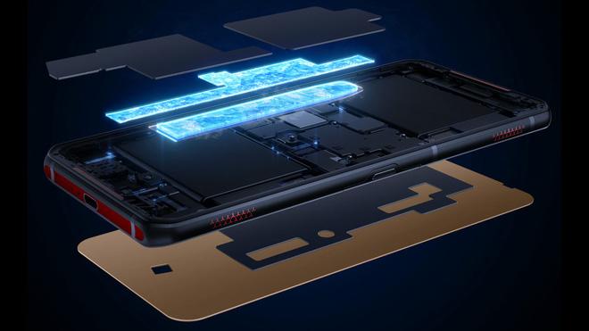 Lenovo Legion Phone Duel ra mắt: Snapdragon 865+ đầu tiên, camera selfie thò thụt ở cạnh bên, pin 5000mAh, sạc nhanh 90W, giá từ 11.6 triệu đồng - Ảnh 5.