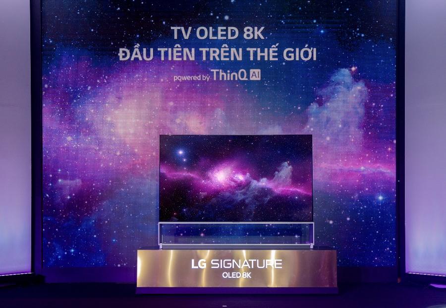 TV LG OLED 1