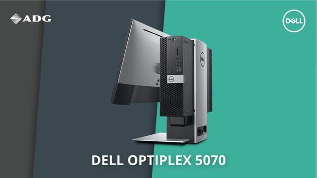 Máy tính bàn Dell OptiPlex 5070: Cấu hình ngon lành cành đào ẩn trong thiết kế nhỏ gọn, dễ dàng nâng cấp - Ảnh 1.