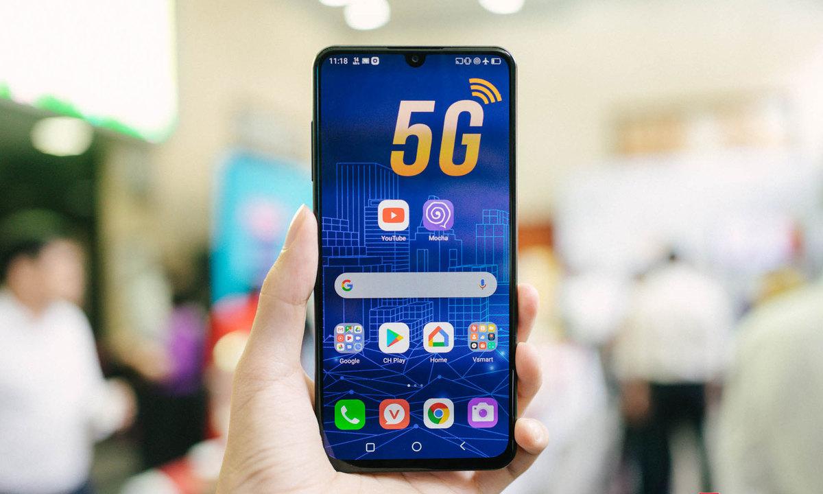 Trung Quốc bất ngờ với smartphone 5G tự sản xuất của Việt Nam