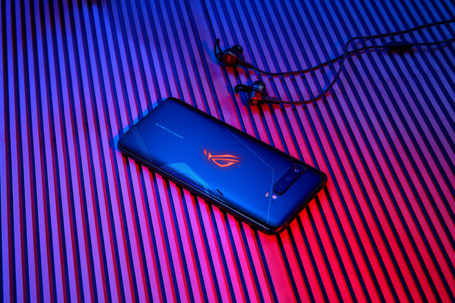 ROG Phone 3 ra mắt: Snapdragon 865+, màn hình 144Hz, camera 64MP, pin 6000mAh, giá từ 799 EUR - Ảnh 5.
