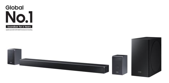 Samsung củng cố ngôi vị số một thị trường toàn cầu với loạt soundbar tích hợp công nghệ tiên tiến - Ảnh 1.