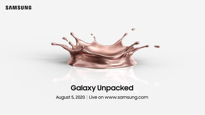 Samsung sẽ ra mắt 5 thiết bị mới tại sự kiện Unpacked 2020 vào ngày 5 tháng 8 - Ảnh 1.